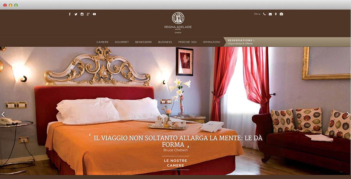 Servizio web turistico