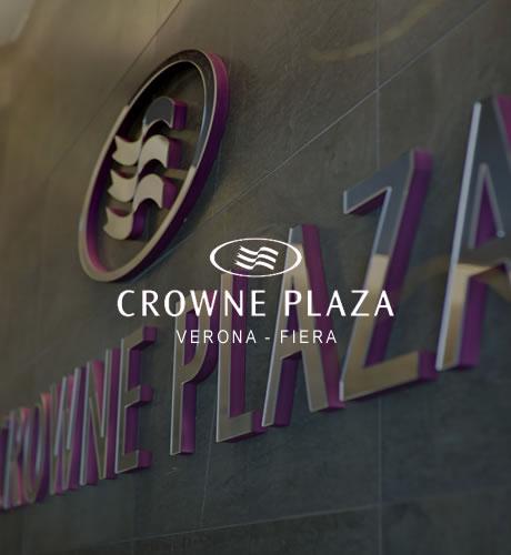 HOTEL CROWN PLAZA VERONA