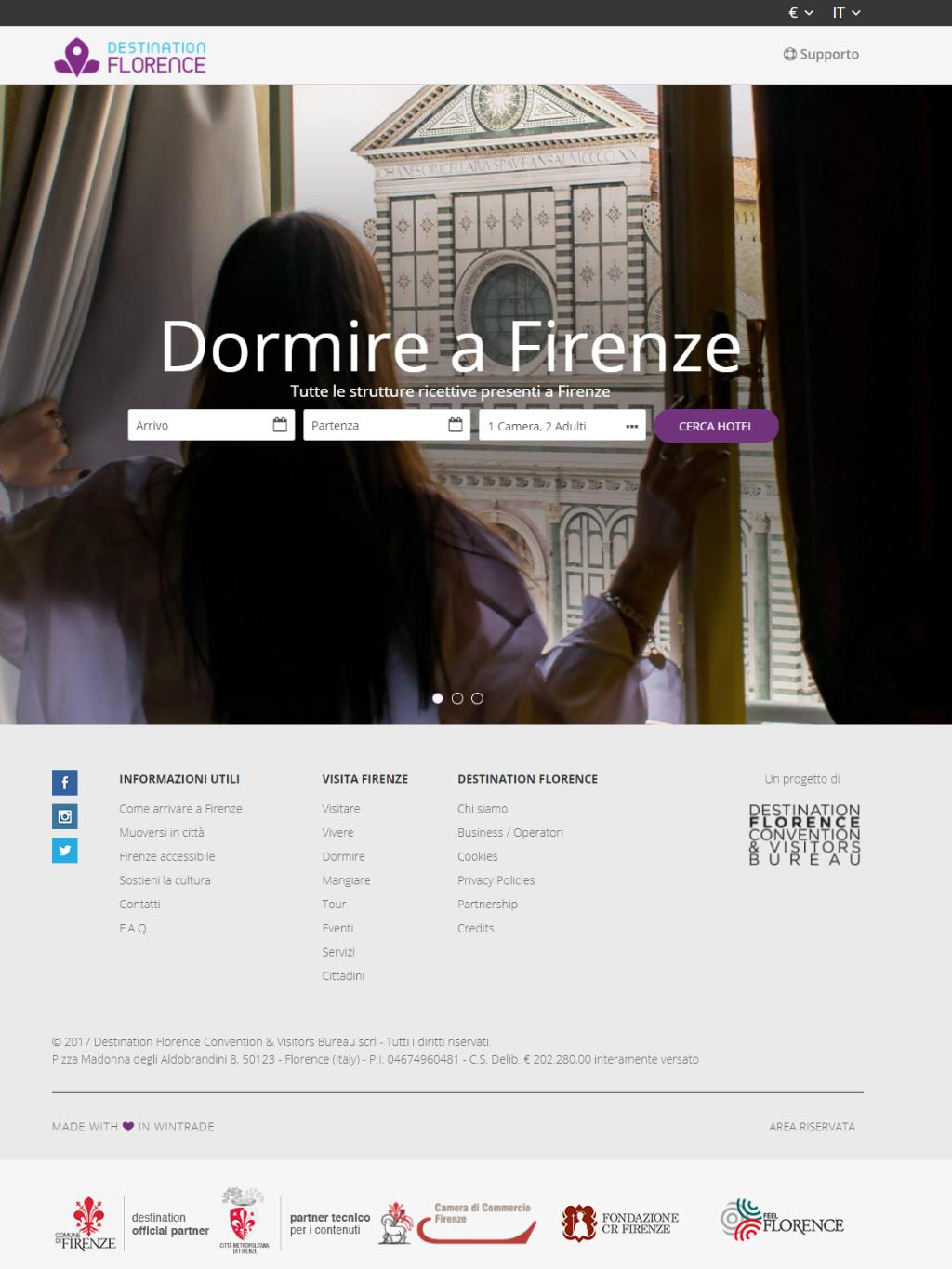 Homepage Booking